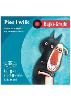 Bajki - Grajki. Pies i wilk CD