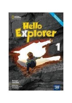 Hello Explorer 1 ćw. NE