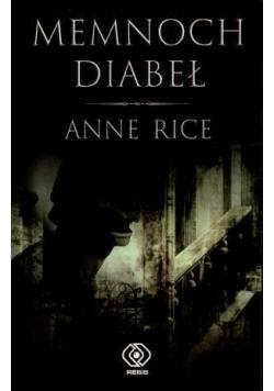 Memnoch Diabeł - Anne Rice