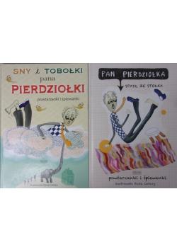 Pan Pierdziołka spadł ze stołka/ Sny i tobołki pana Pierdziołki. Powtarzanki i śpiewanki