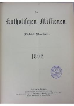 Die Katholischen Millionen, ok 1893 r.