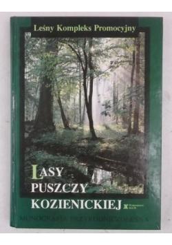 Lasy Puszczy Kozienickiej