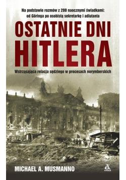 Ostatnie dni Hitlera