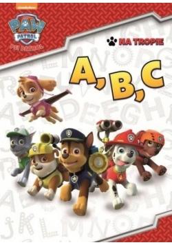 Psi Patrol. Na tropie! A, B, C