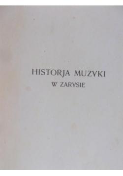 Historia muzyki w zarysie, 1920 r.