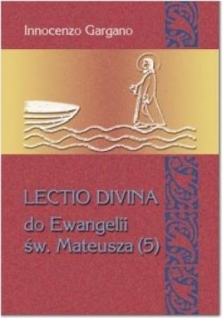 Lectio Divina (5) do Ewangelii św. Mateusza T.27