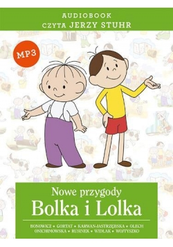 Nowe przygody Bolka I Lolka CD MP3