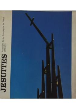 Jesutes Annuaire de la compagnie de Jesus 1973-1974