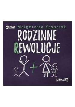 Rodzinne rewolucje audiobook