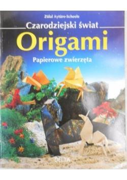 Czarodziejski świat Origami