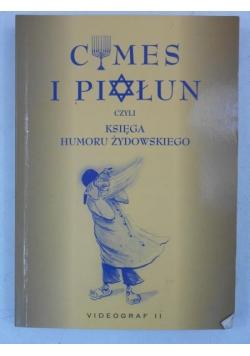 Cymes i piołun czyli księga humoru żydowskiego