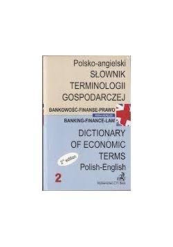 Słownik terminologii gospodarczej angielsko-polski,część2