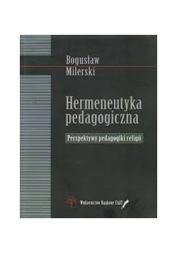 Hermeneutyka pedagogiczna