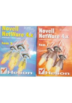 Novell NetWare 4.x, tom I-II