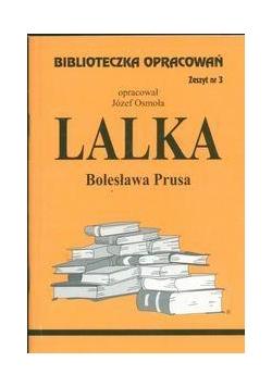 Biblioteczka opracowań nr 003 Lalka