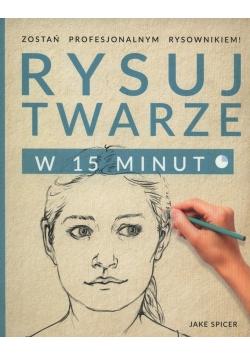 Rysuj twarze w 15 minut, Nowa