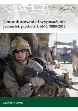 Umundurowanie i wyp. jedn. piechoty USMC 2000-2012
