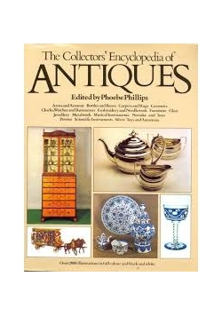 The collector's encyclopedia of antiques