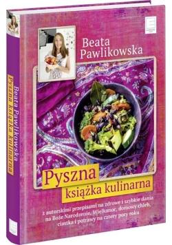 Pyszna ksiązka kulinarna