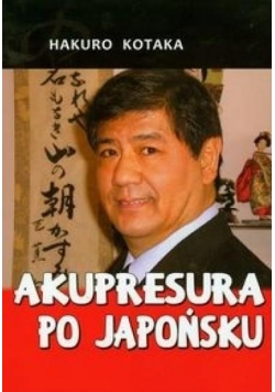 Akupresura po japońsku