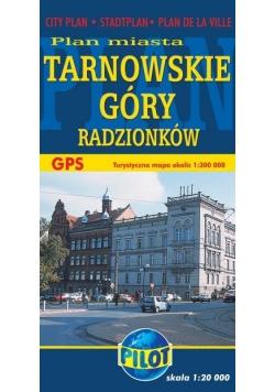 Plan Miasta- Tarnowskie Góry/Radzionków -BR-