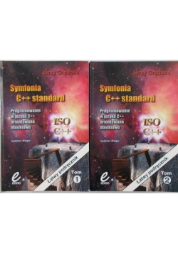 Symfonia C++ standard Tom I-II