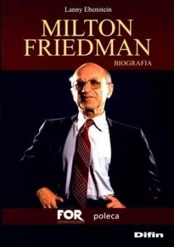 Milton Friedman Biografia