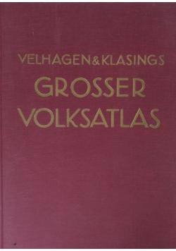 Grosser Volksatlas, 1938 r.