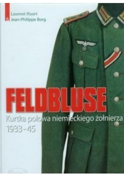 Feldbluse Kurtka polowa niemieckiego żołnierza