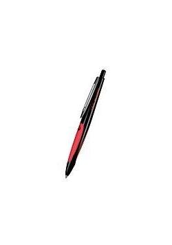 Długopis zmazywalny My.Pen czarno-czerwony L
