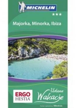 Udane wakacje - Majorka, Minorka ... Wyd. I