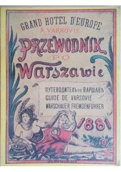 Przewodnik po Warszawie