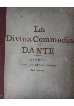 La Divina Commedia di Dante Alighieri, 1893 r.