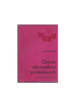 Chemia pierwiastków przejściowych