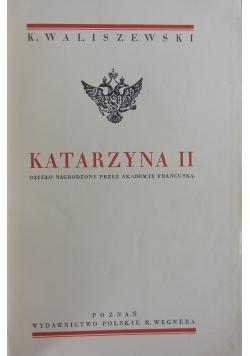 Katarzyna II, 1929r.