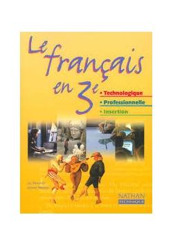 Le francais en 3e