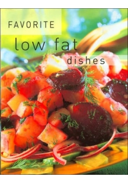 Favorite low fat dishes