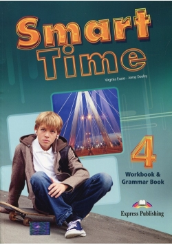 Smart Time 4 Workbook & Grammar Book