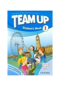 Team up Students book 1