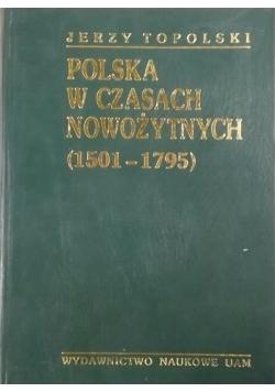 Polska w czasach nowożytnych (1501-1795), Tom II