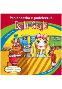 Bajki - Grajki. Panieneczka z pudełeczka CD