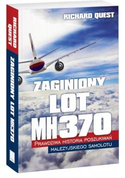 Zaginiony Lot MH370