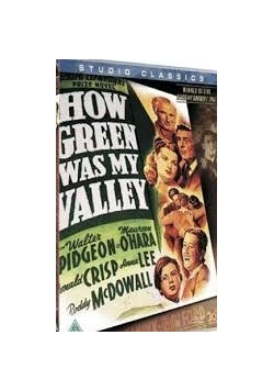 How Green Was My Valley,DVD