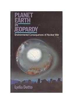 Planet earth in Jeopardy