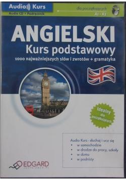 Angielski Kurs podstawowy ,płyta CD