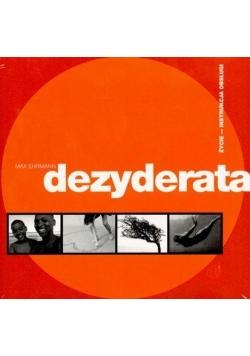 Dezyderata. Życie - instrukcja obsługi książka+CD