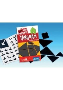 Tangram Rysowanie kształtami GRANNA