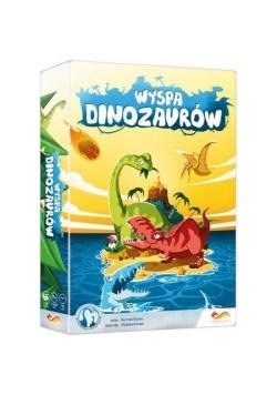 Gra - Wyspa dinozaurów