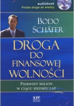 Droga do finansowej wolności Audiobook, płyta CD