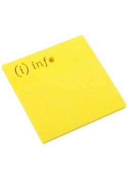 Notes samoprzylepny 75x75mm Info D.RECT